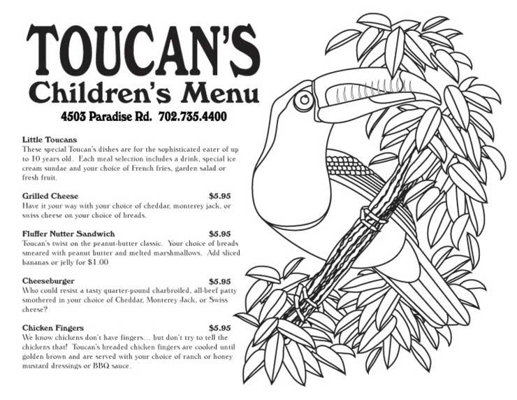Toucans Bar Grille